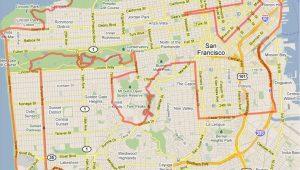 California Highway Map Free California Coast Road Trip Map Free Printable Map Od California 49