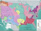California Indian Tribes Map Native American Destroying Cultures Immigration Classroom