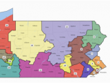 California Legislative Districts Map Pennsylvania S Congressional Districts Wikipedia