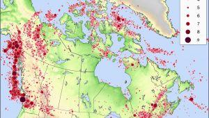 California Live Earthquake Map Live Earthquake Map California Best Of Map Earthquakes Around the