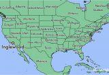 California Map with Latitude and Longitude where is Inglewood Ca Inglewood California Map Worldatlas Com