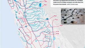 California Mission Trail Map Walk California S El Camino Real California Missions El Camino