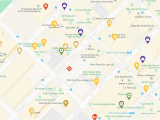 California Msa Map Denver Maps Visit Denver