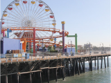 California Piers Map 5 Reasons to Visit the Santa Monica Pier the Big Travel Bucket