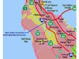 California Rest areas Map San Mateo California Map Fresh 18 Best Maps Images On Pinterest