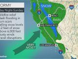 California Snow Map California Snow Map Maps Directions