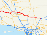 California State Split Map California State Route 58 Wikipedia