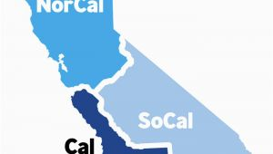 California State Split Map Map Splitting Up California 7 Times they Ve Tried to Break Up the