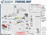 California State University East Bay Map Parking Maps Cal State Monterey Bay