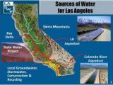 California Water Project Map Reimagining the Cadillac Desert Part 3 How are Cities Looking at