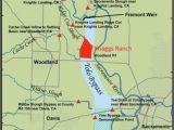 California Water Project Map the Nigiri Concept Salmon Habitat On Rice Fields California Trout