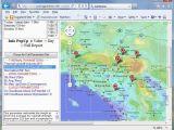 California Weather Map Temperature soaringpredictor