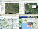 California Weigh Station Locations Map Best Los Angeles Traffic Maps and Directions