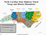 California Weigh Station Locations Map Nc Dps Troop Offices