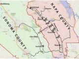 Calistoga California Map 39 Best Napa Map Images Napa sonoma California Wine Valley
