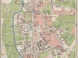 Cambridge Ohio Map Antique Map Of Cambridge Stock Photos Antique Map Of Cambridge