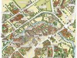 Cambridge On A Map Of England Mapa Zonas Londres Pearltrees