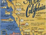 Camino California Map Earlier This Year I Visited All 21 California Missions and Created