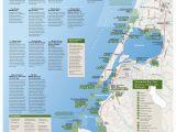 Camping California Coast Map California Coast Campgrounds Map New Map California Coast Beaches