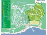 Campsites In Ireland Map Camping Amarin Croatia Vacansoleil Ie
