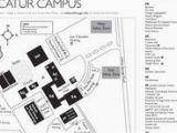 Canada College Campus Map Georgia Perimeter College Decatur Campus Map 8 Best Campus