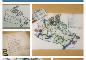 Canada Landform Map Geographical Regions Of Canada Landform Map Project Chocolate