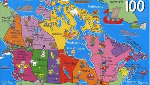 Canada Map Puzzle Printable Maps Of Canada