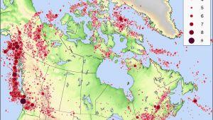 Canada Nuclear Power Plants Map California Natural Resources Map Natural Resources Map