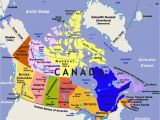 Canada Political Map with Major Cities Download Political Map Of Canada with Major Cities tourist In