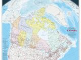 Canada Post Postal Code Maps Canada Wall Map Large English French atlas Of Canada