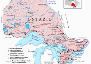 Canada Provinces Abbreviations Map Guide to Canadian Provinces and Territories