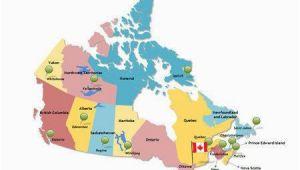 Canada Provinces and Capitals Map Quiz Canada Provincial Capitals Map Canada Map Study Game Canada