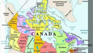 Canada States and Capitals Map Plan Your Trip with these 20 Maps Of Canada