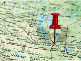 Canada tourism Map Best City to Live In Manitoba Canada Worldatlas Com