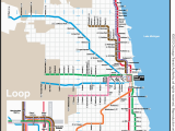 Canada Train Map Chicago Transit Authority Art Posters Chicago Map