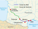 Canals Of France Map Canal Du Midi Wikipedia