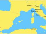 Cannae Italy Map Battle Of the Lipari islands Revolvy