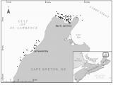 Cape Breton Canada Map 2 Map Of the northwest Tip Of Cape Breton island Nova
