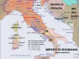 Capua Italy Map Map Of the Apennine Peninsula In the Year 1000 World