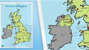 Cartoon Map Of England Ks1 Uk Map Ks1 Uk Map United Kingdom Uk Kingdom