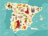 Cartoon Map Of Spain Sangria Cartoon Stock Illustrations 278 Sangria Cartoon Stock
