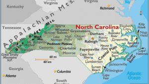 Casino In north Carolina Map Mountains In north Carolina Map Secretmuseum
