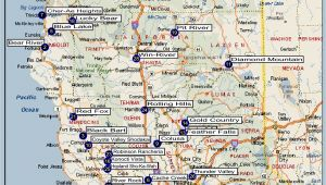 Casinos In northern California Map where is Susanville California On the Map Klipy org