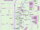 Casinos In Ohio Map Las Vegas Map Official Site Las Vegas Strip Map