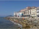 Castellabate Italy Map Il Lungomare Picture Of Lido Castellabate Santa Maria Di