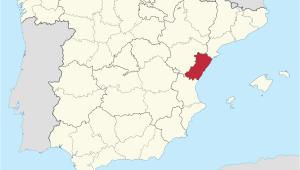Castellon Spain Map Province Of Castella N Wikipedia