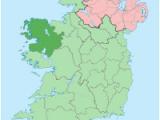 Castlebar Ireland Map County Mayo Travel Guide at Wikivoyage