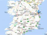 Castlebar Ireland Map Ireland Road Map