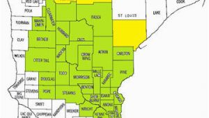 Central Minnesota Map Burning Restrictions Take Effect March 26 for Much Of Central and