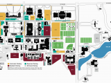 Central Texas College Map Campus Map Midwestern State University